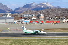 LN-WIM Bodø 02/05/19 (Andy Vass Aviation) Tags: bodø wideroe dhc8 lnwim