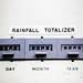 Rainfall Totalizer