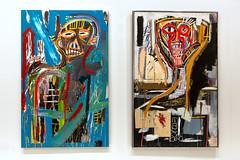 Paris, France v.73 (lumierefl) Tags: paris îledefrance france europe europeanunion eu art artist painting haitian puertorican andywarhol neoexpressionist 21stcentury