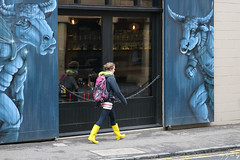 Yellow Boots (Cycling-Road-Hog) Tags: candid canoneos750d citylife colour cowgate efs55250mmf456isstm edinburgh edinburghstreetphotography fashion people places scotland street streetphotography streetportrait style urban