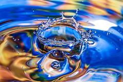 Splash! #5 (Simone_Callegari) Tags: water waterdrops drop drops macro macrophotography nikon d850 105 105mm nikkor colors colori colores color acqua gocce goccia