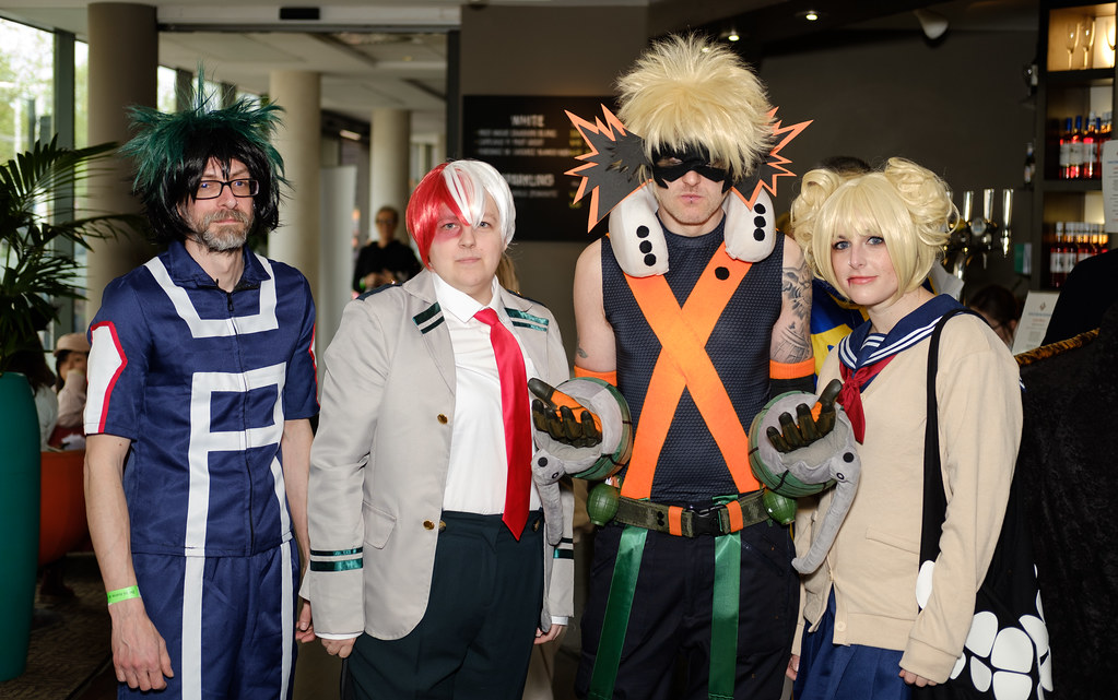 The World S Best Photos Of Anime And Bakugo Flickr Hive Mind