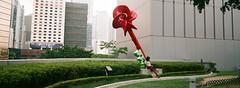 keywatcher 1 (stevenwonggggg) Tags: xpan hasselblad fuji film industrial100 urban skyline