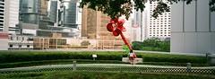 The key watcher (stevenwonggggg) Tags: xpan hasselblad film flickr panorama urban analog