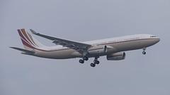 VP-BHD Airbus A330-243 Prestige (Disktoaster) Tags: dus düsseldorf airport flugzeug aircraft palnespotting aviation plane spotting spotter airplane pentaxk1