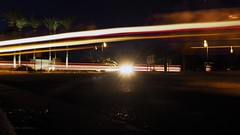 Aura (VGPhotoz) Tags: lightperformace metro drive driveon driveby lighttrails aura unique circles city citybeats nightflicker night yahoo photographers image flickr foto usa fugitivemoment fun picture photography southwest americanwest groundlevel visualart vista abrightspot aburntoffering abstractofvgphotoz abrightidea abstract static roundtrip circleoflight ciao artistic artdecor aritisticphotography headlights way road roadahead arizonahighways arizona america eveninglight evening trail round roundabout go infront fascinatinglight atmosphere keepthelighton eye 1 second interval speed blur direction destiny autostrada magical fineartphotos photo photoart phoenix move wonder performance personality