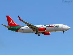 EC-MTV Boeing 737 Alba Star (@Eurospot) Tags: ecmtv boeing 737 787800 lebl barcelona albastar