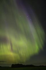 SkyBlaze (DustinGinetz.Photography) Tags: aurora borealis night sky northern lights saskatchewan