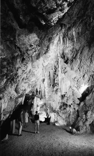 Aplin: Mitchell Caverns State Park 1969
