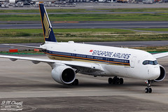 Singapore Airlines [SQ][SIA] / 9V-SMB / A350-941 / RJTT (starger64) Tags: canoneos5dmarkiv ef1004004556lisii eftc14xiii rjtt hnd hanedaairport 羽田機場 東京国際空港 9vsmb singaporeairlines 新加坡航空 a350941 a350 a350900 a359 aviation aircraft airplane arlines airbus sq632
