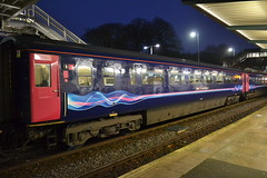 Great Western Railway MK3 (Will Swain) Tags: plymouth station 16th november 2018 gwr first group class 43 high speed train trains rail railway railways transport travel uk britain vehicle vehicles england english europe south west devon cornwall st austell