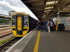 158766+150207 (Conner Nolan) Tags: 158766 150207 class158 class150 greatwesternrailway gwr plymouth