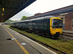 165132 (Conner Nolan) Tags: 165132 class165 gwr greatwesternrailway bristoltemplemeads