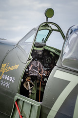 Spitfire MKIX MH434 (AdrianH Photography) Tags: nikon aviation aeroplanes airshows aircraft warbirds