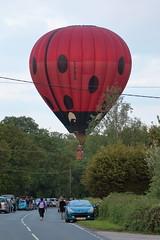 G-BWDH Cameron N-105 (aledy66) Tags: cameron n105 gbwdh hot air balloon gas bag canon 70d eos ef100400mm midlands festival 2019 arbury hall