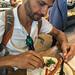 Sanduiche tradicional: smorrebrod