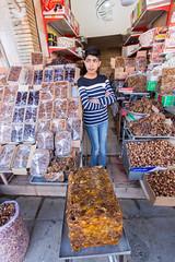 Dattes (hubertguyon) Tags: iran perse persia asie asia moyen proche orient middle east kerman ville city bazar bazaar marché market dattes dates