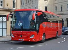 Redwing BU18 YRY (tubemad) Tags: bu18yry redwing coaches mercedes tourismo