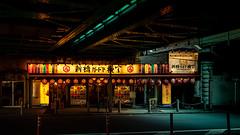 shinbashi (S.Hirose) Tags: japan hdr shinbashi tokyo dark light lightroom shadows outside pub olympus