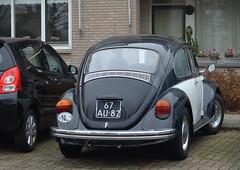 1973 Volkswagen Kever 67-AU-82 (Stollie1) Tags: 1973 volkswagen kever 67au82 nieuwegein