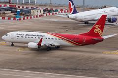 Shenzhen Airlines B737-800(WL) B-1940 001 (A.S. Kevin N.V.M.M. Chung) Tags: aviation aircraft aeroplane airport airlines plane spotting macauinternationalairport mfm boeing b737800wl apron