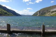 Hike around Lac de Nantua