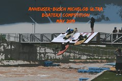 Anheuser-Busch Michelob Ultra BoaterX Competition (Andrew Penney Photography) Tags: fun art kayak park water whitewater okc planes okckayak okcriversports riversportrapids riversportsadventure colors 405 boater boaterx