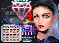 New! @ CyberPunk Fair (Tarani Tempest) Tags: secondlife shinystuffs catwa laq cyberpunkfair