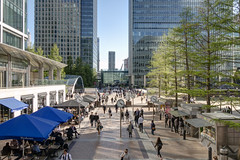 Reuters Plaza, Canary Wharf, May 2019 (marktandy) Tags: reuters plaza london canarywharf may 2019