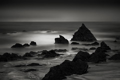Pacific Potential (StefanB) Tags: 2018 california coast em5 ocean outdoor pacific seascape longexposure sea 1235mm geotag pescadero whitehousecreekbeach horizon