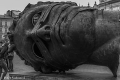 Krakow Poland (Peter Valcarcel) Tags: thehead holidays travel photography erosbendato phototravel krakow travelphotos igormitorai holiday poland blackandwhite