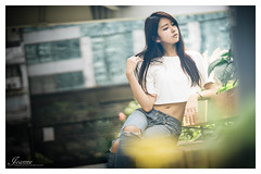 DSC01522 (Ray Leung 231) Tags: sony sexy a7lll a7m3 85mm f18 batis beauty taiwan chinese girl portrait