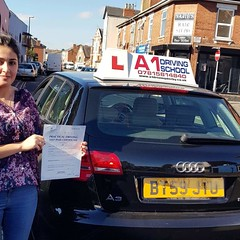 Rozhin (A1DrivingSchoolDerby) Tags: a1drivingschoolderby female driving lessons manual automatic derby adi rozhin
