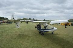 G-MTHT (IndiaEcho) Tags: gmtht cfm streak shadow eghp popham airport airfield light general civil aircraft aeroplane aviation canon eos 1000d basingstoke hampshire england