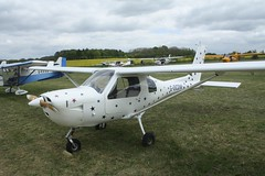 G-OCDW (IndiaEcho) Tags: gocdw jabiru 450 eghp popham airport airfield light general civil aircraft aeroplane aviation canon eos 1000d basingstoke hampshire england