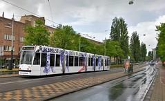 Bijvangst 3 (Peter ( phonepics only) Eijkman) Tags: amsterdam city combino gvb tram transport trams tramtracks trolley rail rails strassenbahn streetcars nederland netherlands nederlandse noordholland holland