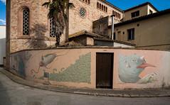 Vorja Sánchez@GarGar Festival, 2018 (imægo the ill iterator) Tags: graffitti grafitti grafiti planelles catalonia urbanart illustration gargar festival montana vorjasánchez