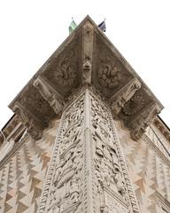 Ferrara-24 (e.berti93) Tags: ferrara architecture architettura art italy brick urban antico monumento castello estense piazza città bike