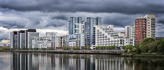 Clydeside (ianmiddleton1) Tags: glasgow clydeside panorama reflections hss sliderssunday