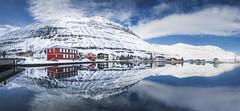 塞濟斯菲厄澤全景球體-原圖 (lilianchen217) Tags: iceland winter snow travel landscap scenery nature fineartfotografie skyscape sea reflection seyðisfjörður 冰島 漁村 風景倒影 海洋 戶外 旅行 天空
