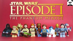 20th Anniversary! Star Wars - The Phantom Menace