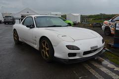 (Sam Tait) Tags: santa pod raceway england drag racing race track doorslammers mazda rx7
