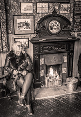 Just a day around and about Durham. . . (CWhatPhotos) Tags: cwhatphotos photographs photograph pics pictures pic picture image images foto fotos photography that have which with contain durham city day out about around may 1st 2019 victoria inn pub drink victoriainn fire openfire bar place