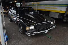 (Sam Tait) Tags: santa pod raceway england drag racing race track doorslammers chevy chevrolet monte carlo all motor nitrous
