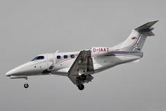 D-IAAT (LIAM J McMANUS - Manchester Airport Photostream) Tags: diaat bizz arcusair arcusexecutiveaviation aze embraer emb500 phenom 100 embraerphenom phenom100 ep1 e50p manchester man egcc