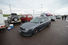 (Sam Tait) Tags: santa pod raceway england drag racing race track doorslammers ford mondeo estate st