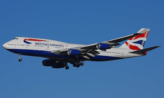 G-BNLZ (c) 02/01/15 Heathrow (EGLL) (Lowflyer1948) Tags: gbnlz boeing b747436 020115 heathrow cranford britishairways