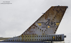 FA-116 (Paul.Basque) Tags: fa116 f16 f16am fighting falcon 31 smaldeel special tail tigers for nato tiger meet 2019 belgian air force mont de marsan base lfbm ntm19 ntm2019