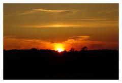 April's Last Sky... (M.L Photographie) Tags: ciel sky sunset soleil france normandie normandy eure nature sony dschx400v sun