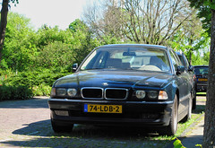 1995 BMW 740i (E38) (rvandermaar) Tags: 1995 bmw 740i e38 bmwe38 bmw7 bmw740i 7 7series 7serie 7er sidecode7 74ldb2